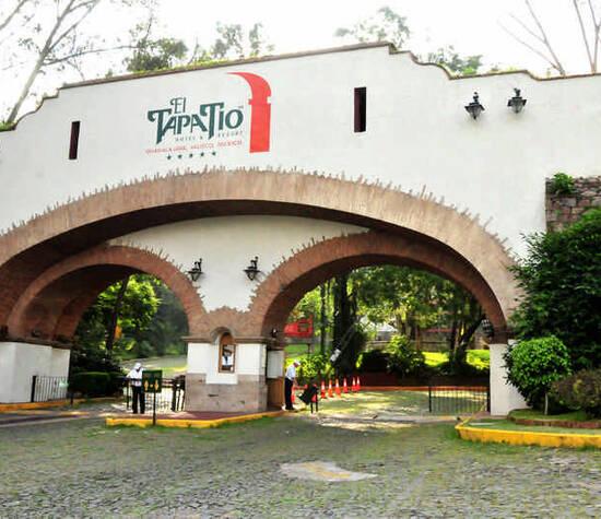 Hotel El Tapatio en Guadalajara.