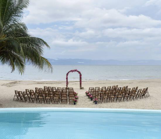 Beach Club - Hotel Casa Velas