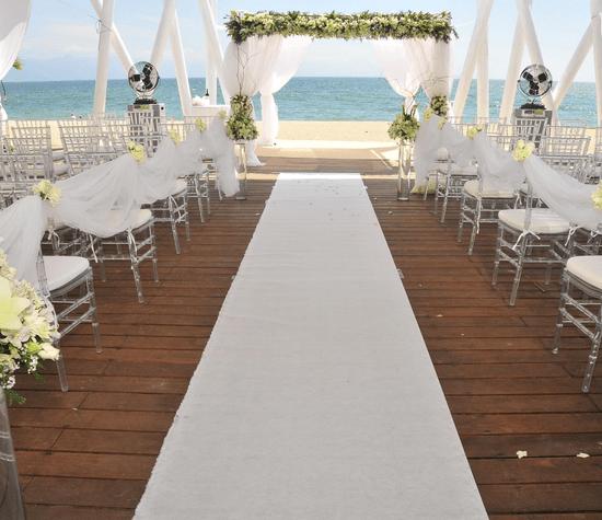 Ceremonia Deck Vista al Mar