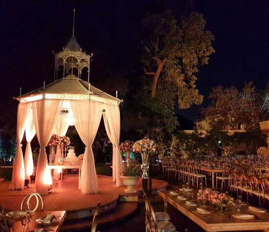 Casa Blanca Banquetes
