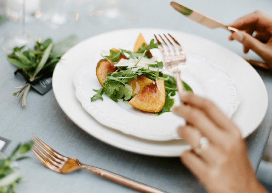 Cómo elegir el banquete para tu boda: 5 pasos para tener un catering espectacular