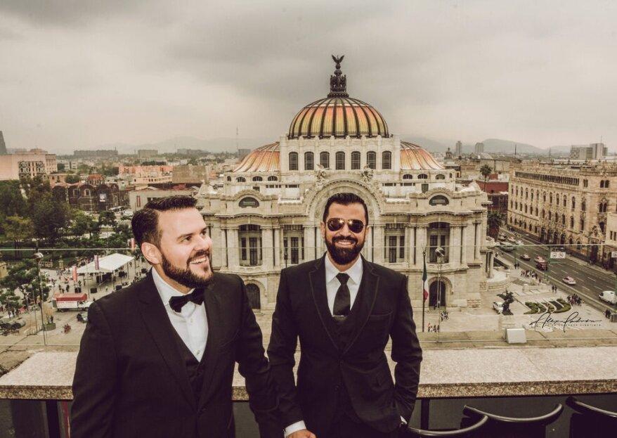 La empresa mexicana experta en bodas igualitarias que superará tus expectativas