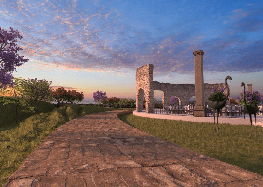Hacienda Agualuna: un espacio lleno de simbolismo para iniciar con éxito tu nueva etapa