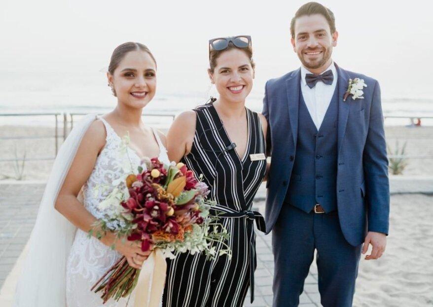 Suelen Kelly Event Planner: una boda mágica a la altura de sus expectativas