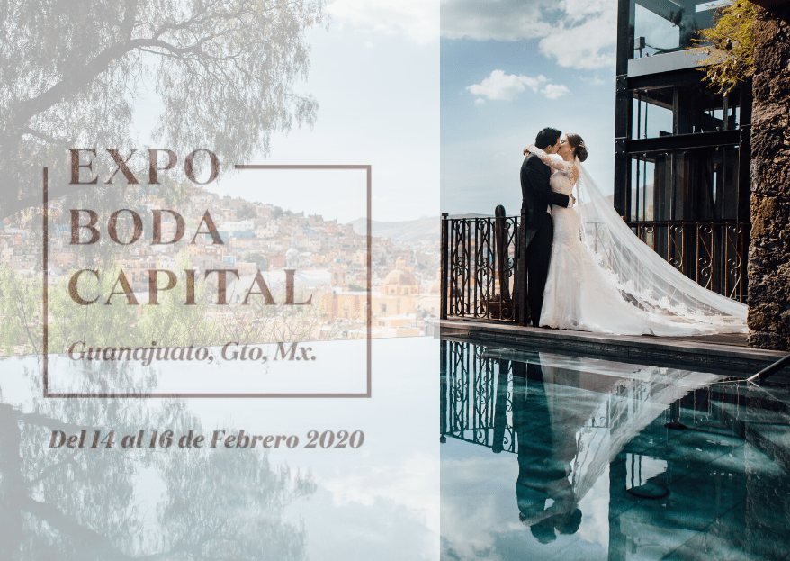 Expo Boda Capital ¡abre sus puertas en Guanajuato para dar la bienvenida al Turismo de Romance!