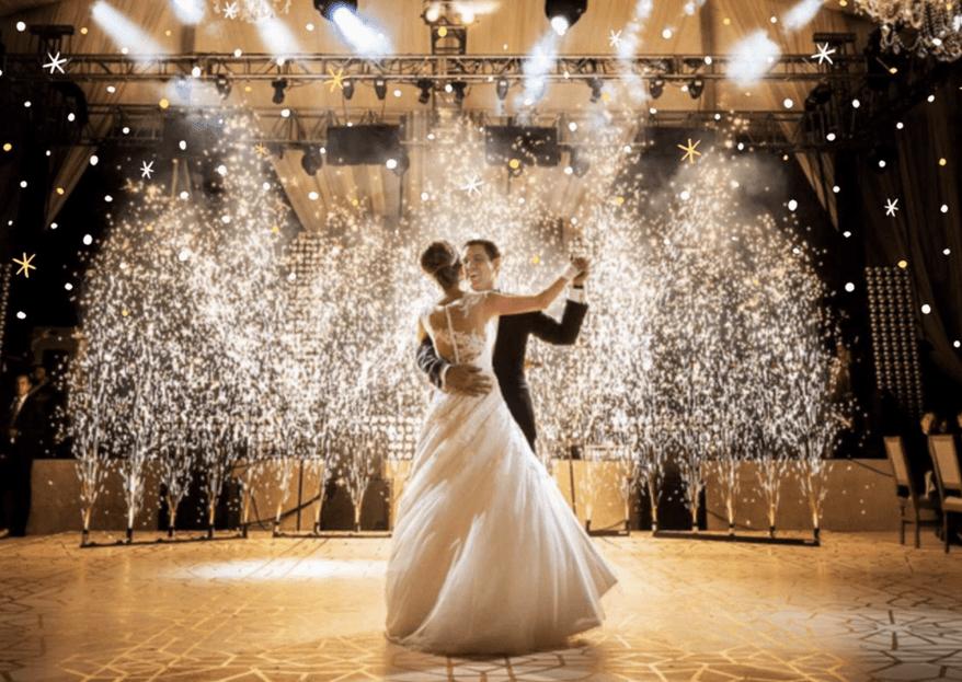 Soundcheck Producciones: una playlist personalizada para tu boda y una iluminación espectacular