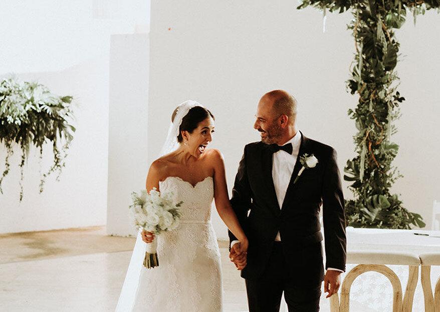 Alejandra Mutio & Co. Cancún Boutique Weddings: la experta que convertirá tus deseos en realidad