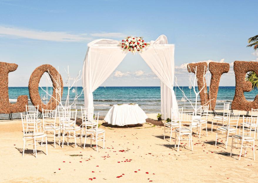 Una boda destino mágica que no te podrás perder
