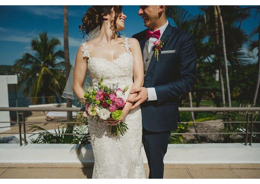 ¿Qué debe tener el lugar ideal para celebrar tu boda? ¡Te contamos todo!