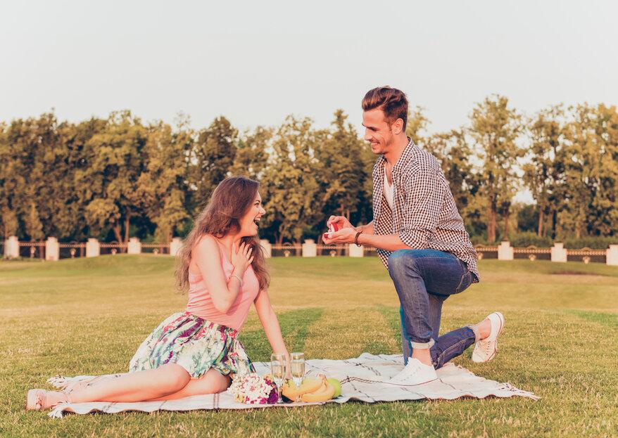 ¿Te quieres casar conmigo? Tips, pasos e ideas para hacer la gran pregunta