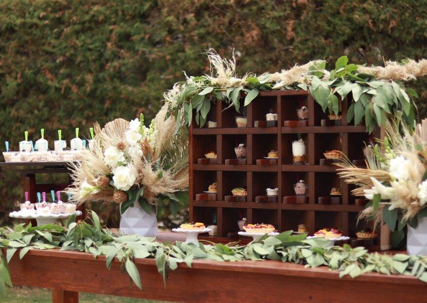 Catering by Citelis: un banquete de bodas extraordinario que dejará a todos sin palabras