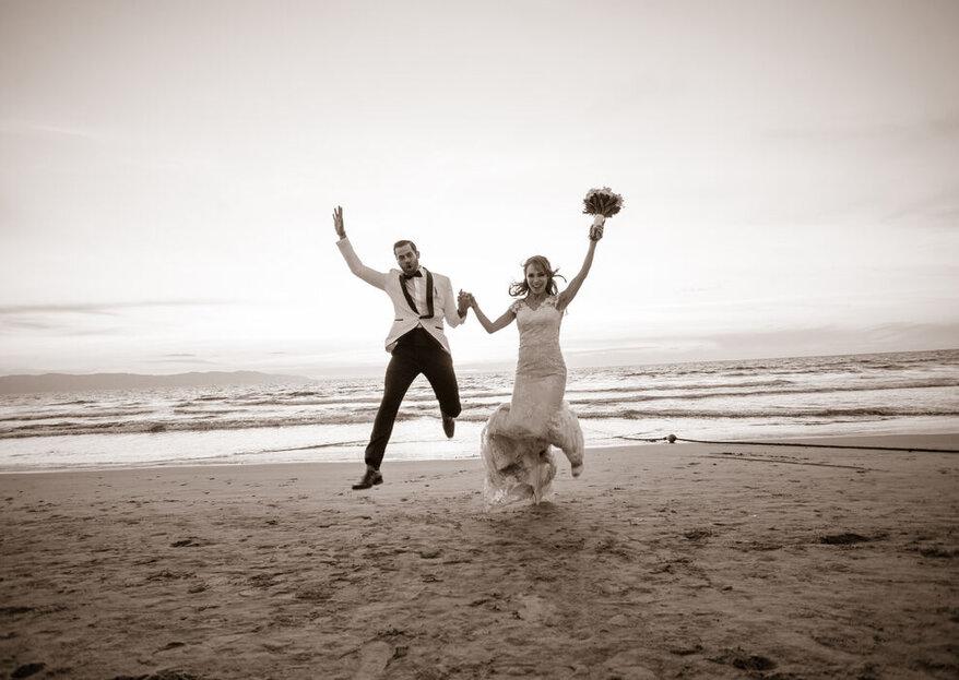 6 cosas que debes tener en cuenta a la hora de organizar tu boda en la playa