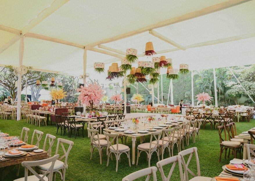 AP Lounge: el mobiliario innovador y vanguardista que necesitas para tu boda