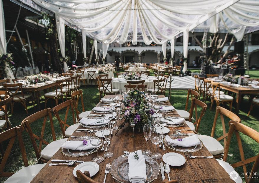 Anticavilla Restaurant, Hotel & SPA: combinación exitosa de lo colonial y lo moderno para una boda perfecta