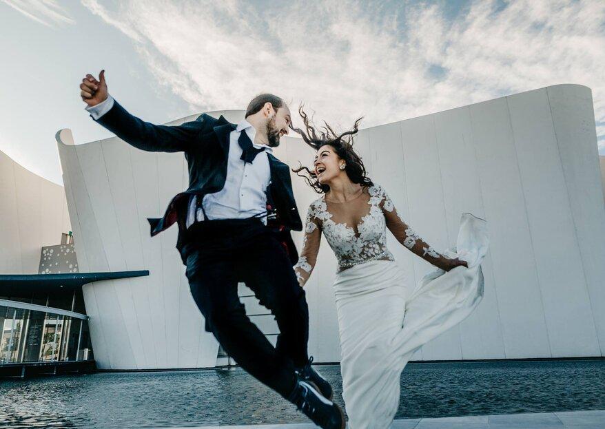 Características de una novia feliz: ¿Tú cumples con todas?