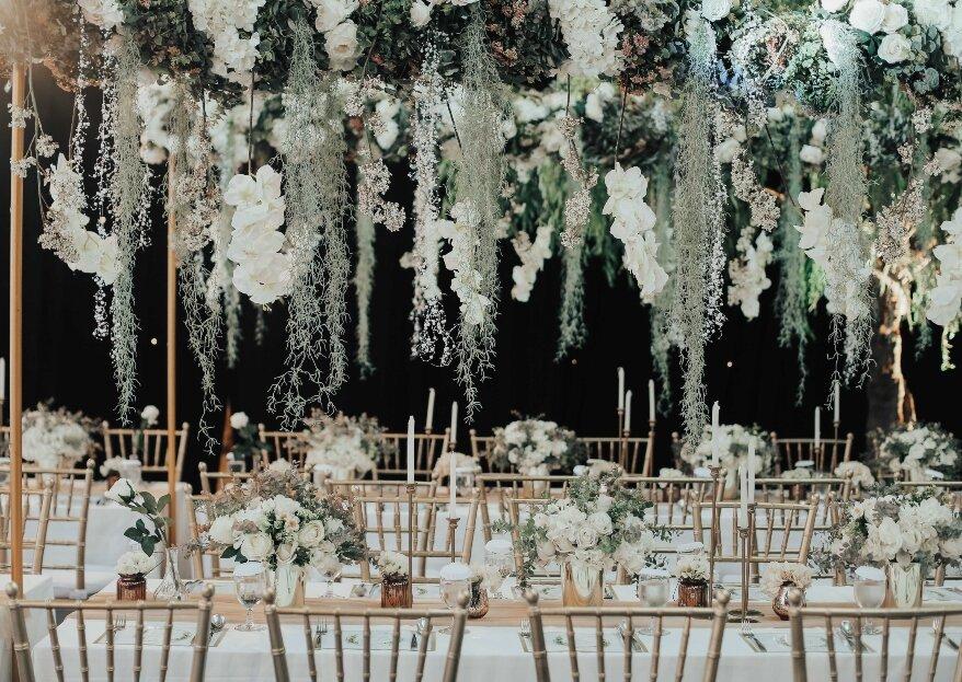 La Casa Del Artista: un lugar plagado de espacios maravillosos que aseguran bodas con encanto