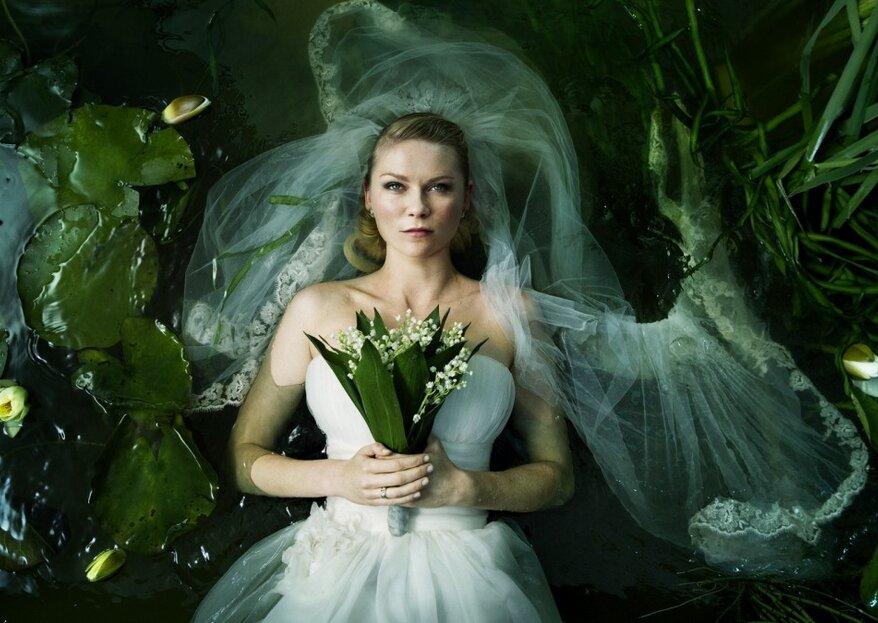 Los 15 vestidos más bonitos de las novias en el cine