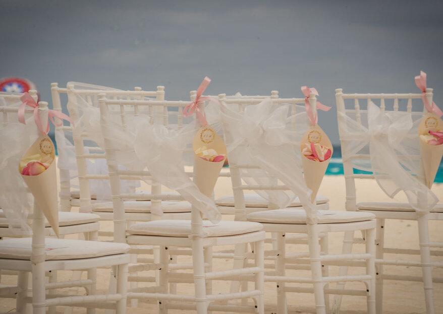 Ese toque de distinción para tu boda: ¡te decimos cómo conseguirlo!