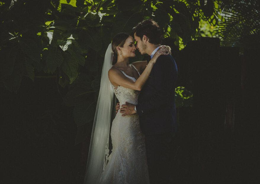 Los 5 elementos clave de la fotografía: recuerdos perfectos de tu gran día