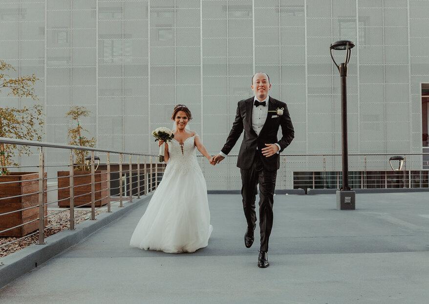 Juntos a partir de ahora y hasta la eternidad: Ana Cristina & Marco