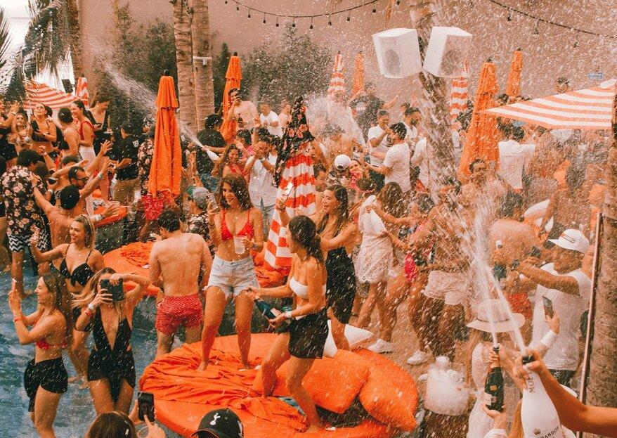 Chicabal Sunset Club organiza la despedida de soltera que siempre soñaste