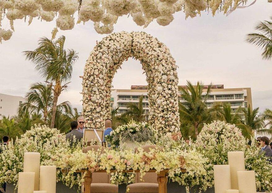 Tu boda de ensueño de la mano de la experta: Fabiola Alférez