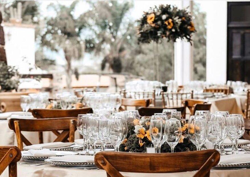 Excelentes y apasionantes, así son las bodas que crea María Fernanda Cuevas Wedding & Event Planner