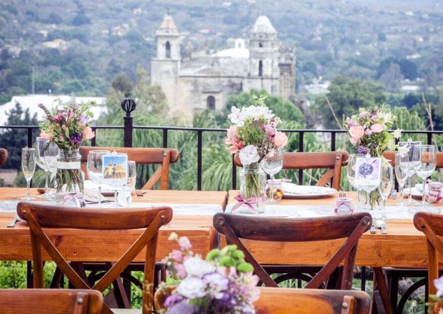 Posada del Tepozteco: una antigua casona mexicana llena de magia para tu boda