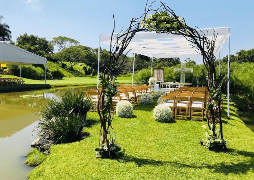 El prestigio de Jardín El Cid te dará la confianza que necesitas para celebrar tu boda a lo grande