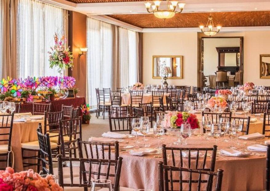 Hotel Sheraton Chihuahua Soberano: una garantía para su evento