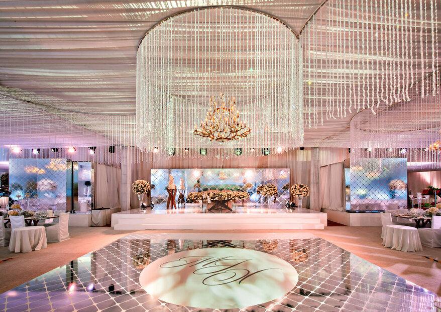 La boda de tus sueños en un lugar insuperable