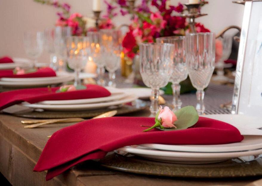 Tania García Events & Weddings: su hada madrina en la organización de la boda