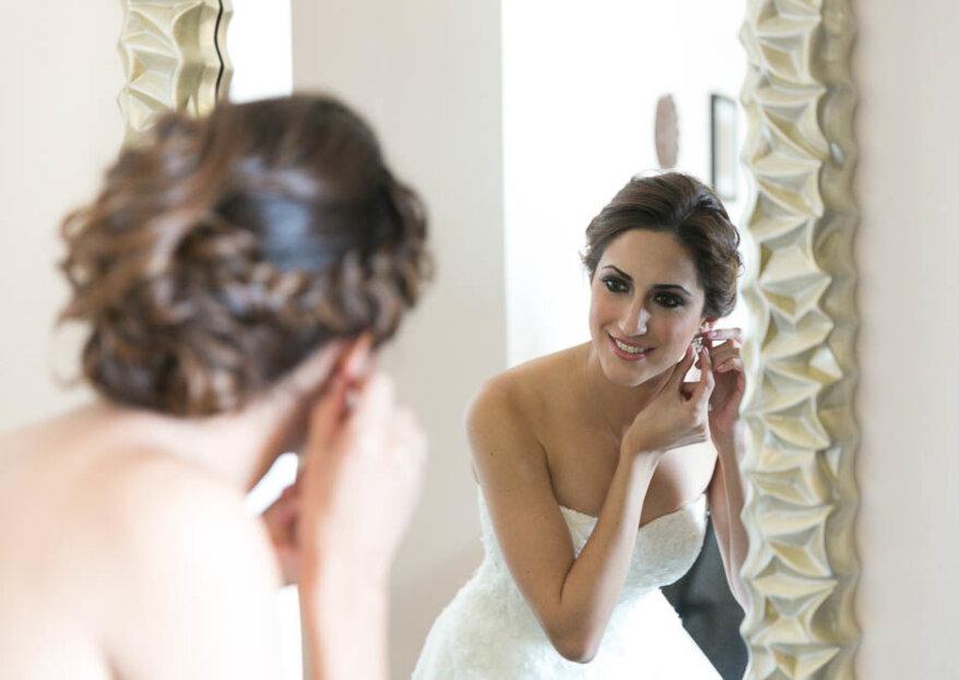 Sandra Bada Bride Squad: atención personalizada y un maquillaje creado solo para ti