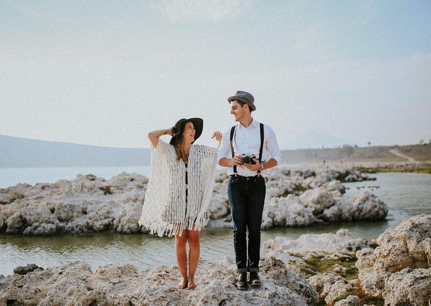 40 cosas para hacer en pareja al menos UNA vez en la vida