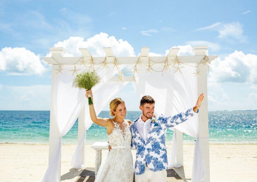 Grand Palladium Costa Mujeres Resort & SPA: su boda de ensueño en un entorno paradisíaco
