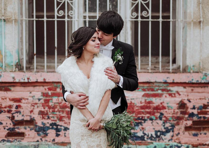 La guía básica con todo lo que debes de saber para que tu boda con pocos invitados sea inolvidable