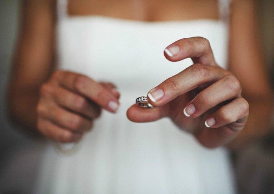 4 reglas únicas para elegir el color ideal de uñas para tu boda