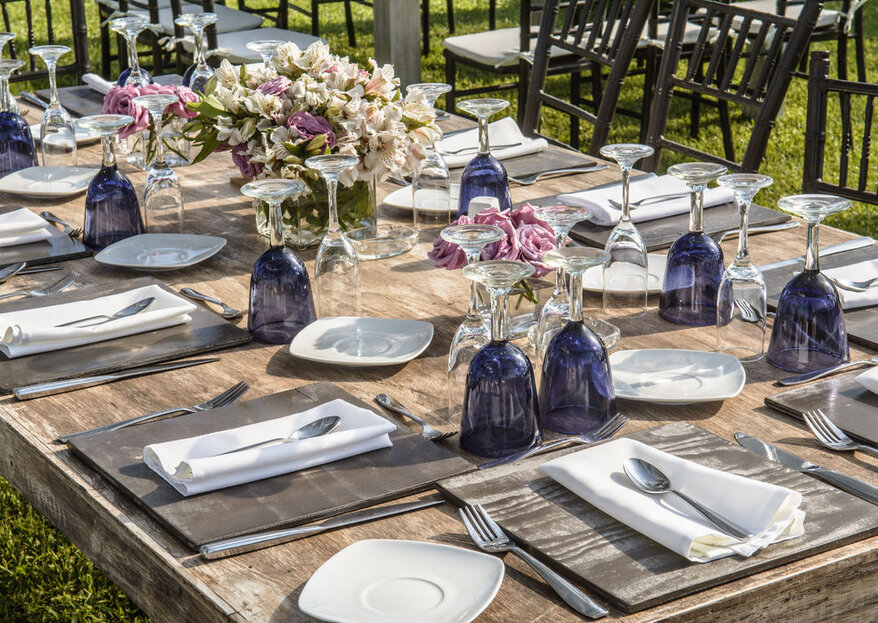 Las delicias que tú y tus invitados disfrutarán en tu boda