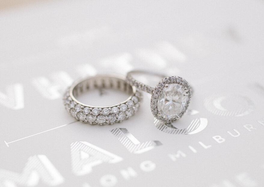 Las piedras preciosas y su significado en el anillo de compromiso