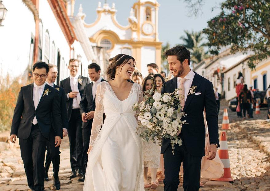 Cómo escoger la iglesia para tu boda: 5 consejos útiles
