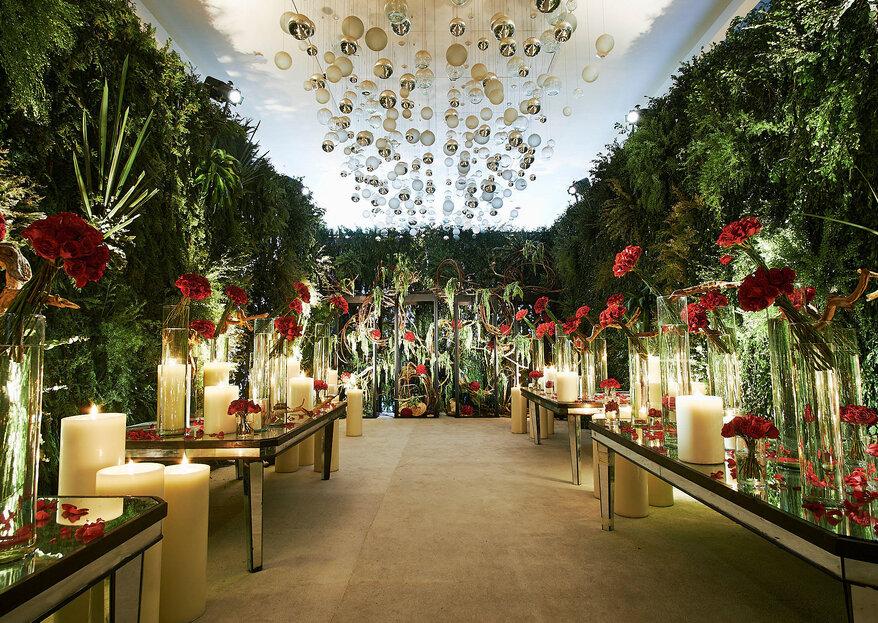 Hyatt Regency Andares Guadalajara: un hotel de lujo que crea tendencia por sus espacios para bodas