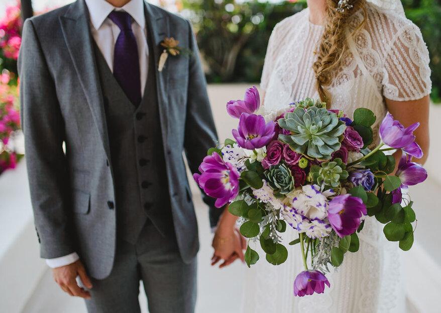 Una vez que tengas estos servicios, tu boda simplemente fluirá