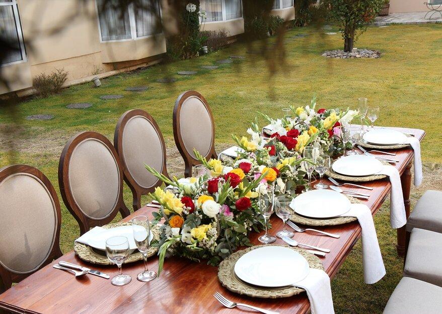 Hotel Villa Mercedes San Cristóbal: un lugar para bodas en el que brilla la excelencia