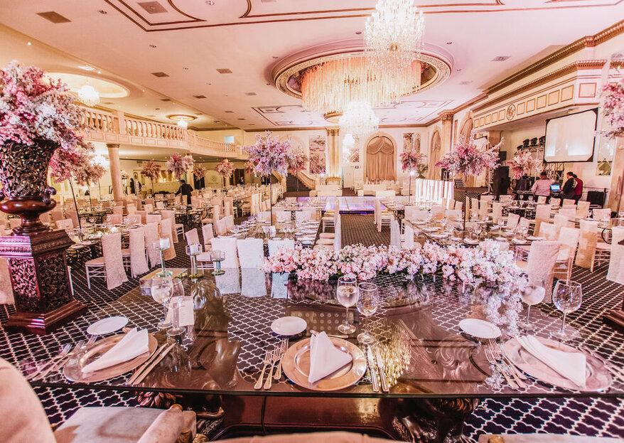 Lugares en donde tu boda será inolvidable: ¡Atrévete a conocerlos!