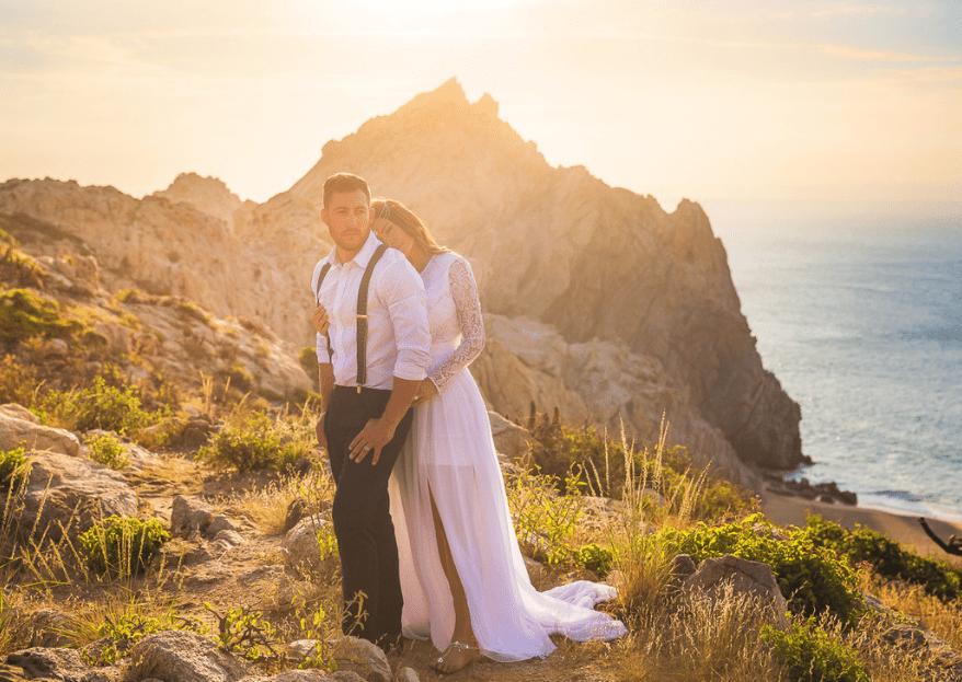Destination wedding en Baja California. ¿Por qué está de moda casarse en este lugar?