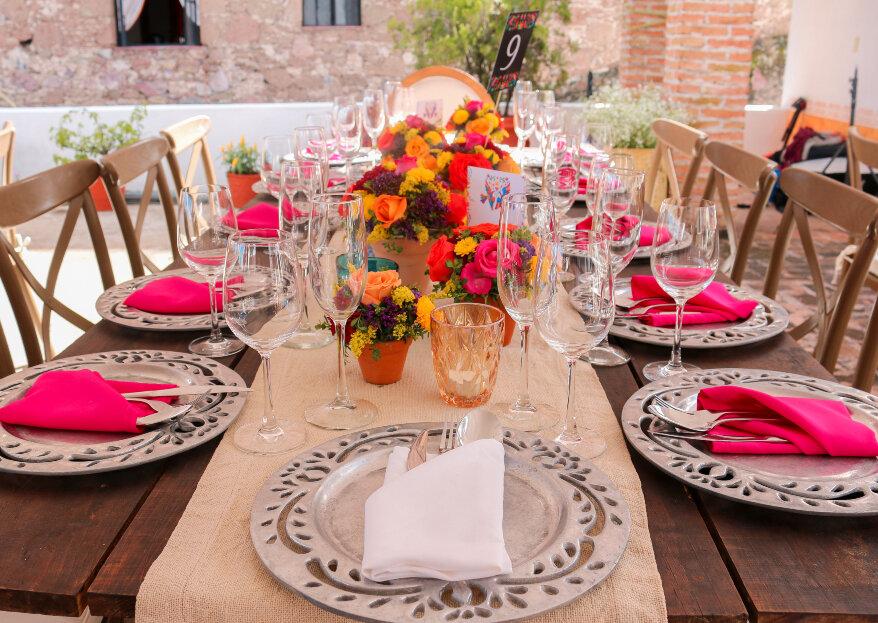 Hotel Agua Escondida y los excelentes servicios que ofrece para una boda inolvidable