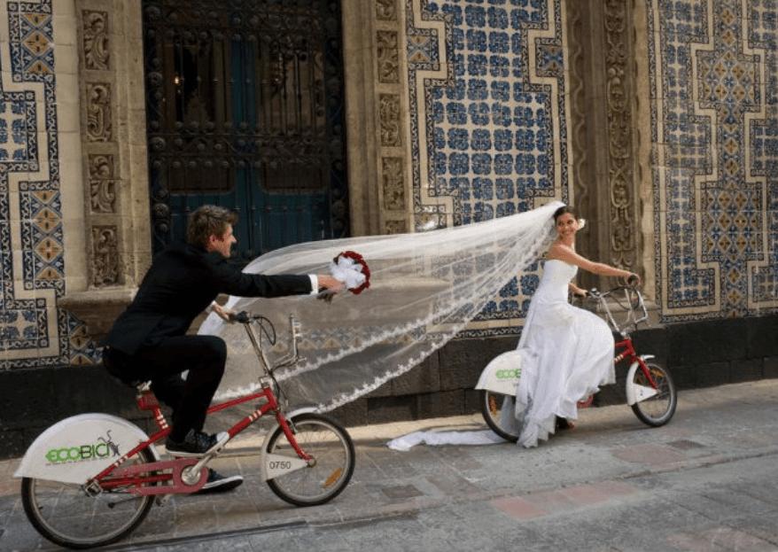 White Cat Wedding Cinema: revive tu boda con las imágenes más creativas