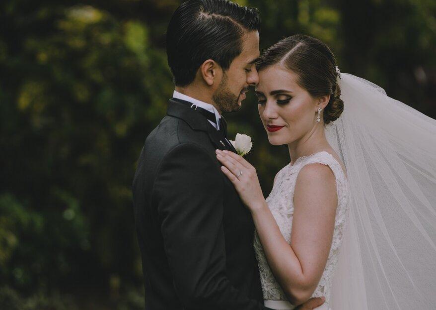Daniel Borrego: un reportaje de boda romántico y dinámico