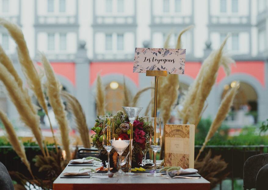 Black Frack: un mar de tendencias a tu disposición para una boda espectacular