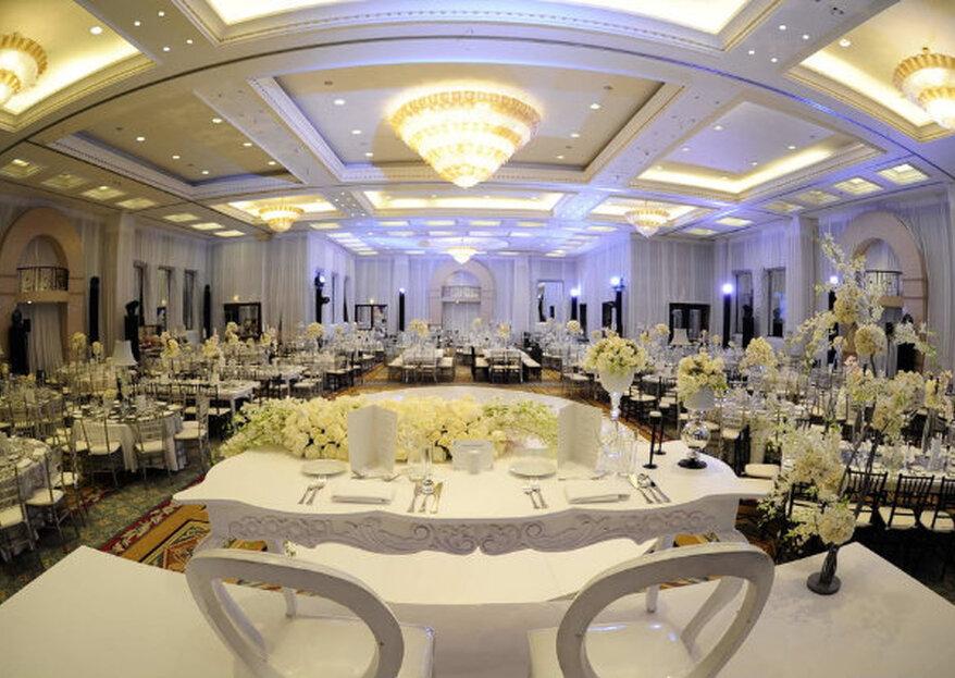 El lugar adecuado para celebrar tu boda depende de tu personalidad
